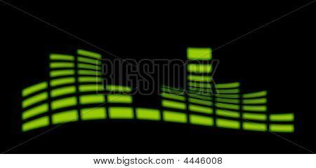 Green Wave Equalizer