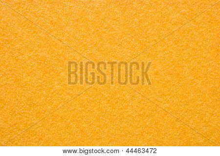 Photo of Sandpaper - Yellow (Texture)