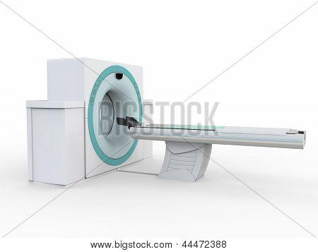 CT Scanner Tomography