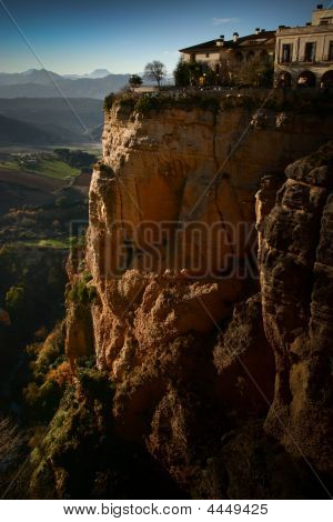 The Gorge At Ronda