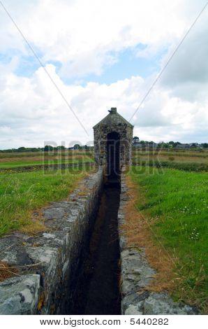 Sentry Box At Charles Fort