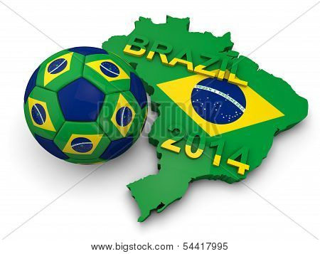 Brazil Football World Cup