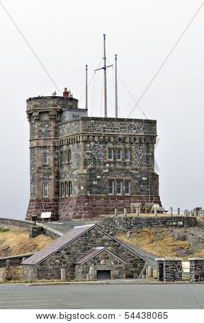 Cabot Tower, Newfoundland.