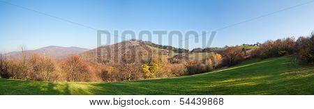 Autumn In Carpathians