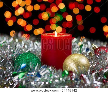 Candle For The Holidays