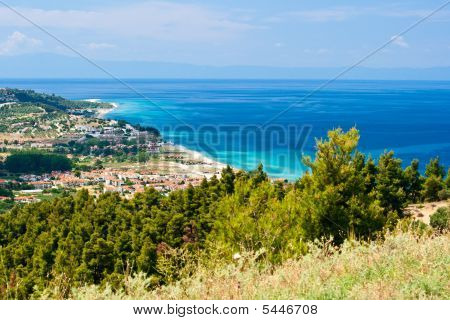 Marine Landscape.