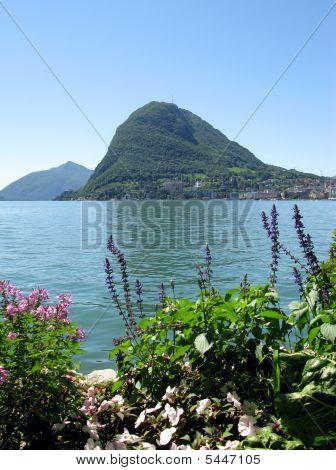 Lugano. Switzerland.
