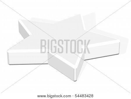Star  Logo Business Illustration Idea