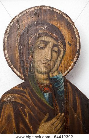 Hand Made Byzantine Icons
