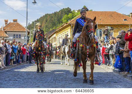 Brasov Juni Parade