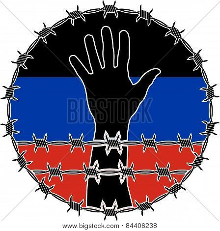 Violation Of Human Rights In Donetsk
