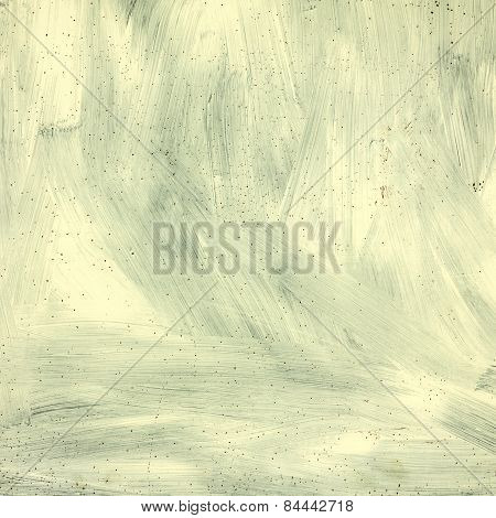 Abstract Textured Background Grunge Rusty Metal Surface Painted With Bright Paint. Great Background