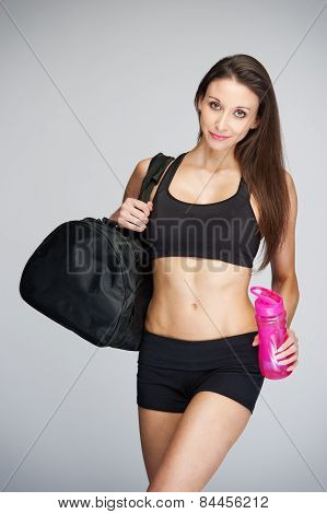 Women Going To The Gym