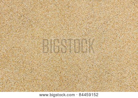 Texture And Pattern Of Sand Wall