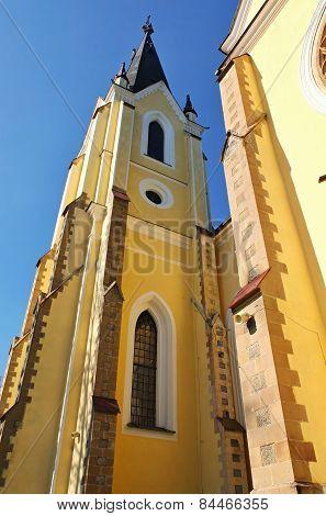 Church At Marian Mount
