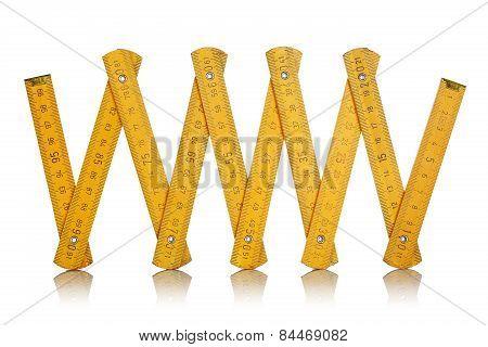 Carpenter's Ruler