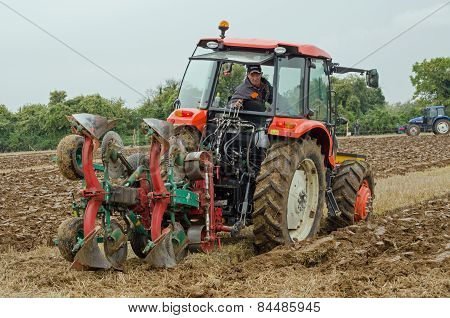 Ploughing Competition, Basingstoke