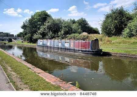 Canal Barge