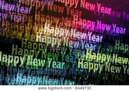 New Year Monitor