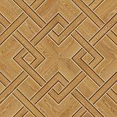 parquet flooring design seamless texture for 3d interior poster