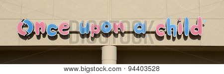 Once Upon A Child Store Logo