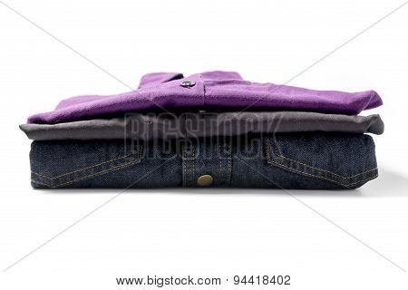 Stack Of Shirt
