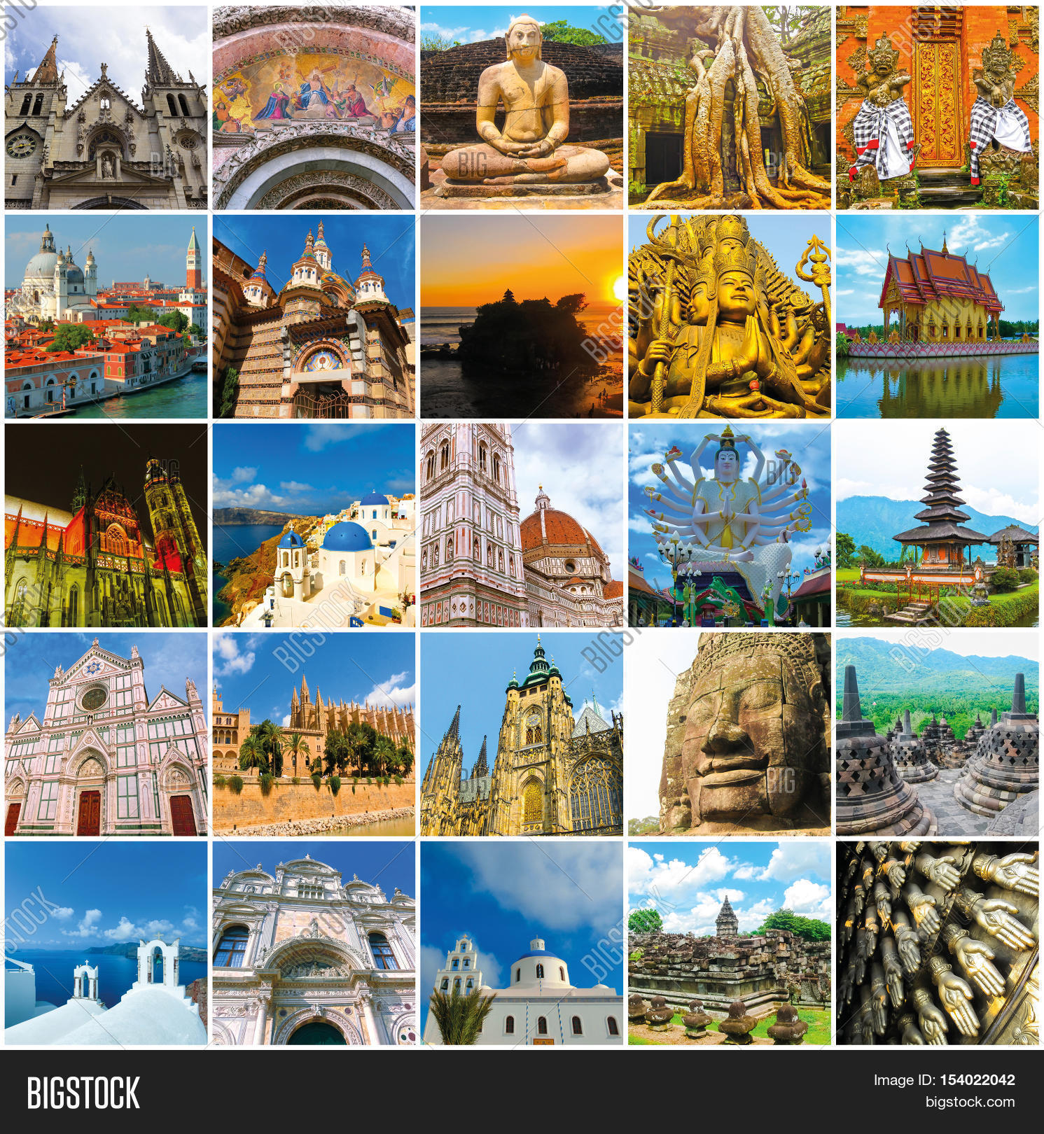 World Monuments Image Photo Free Trial