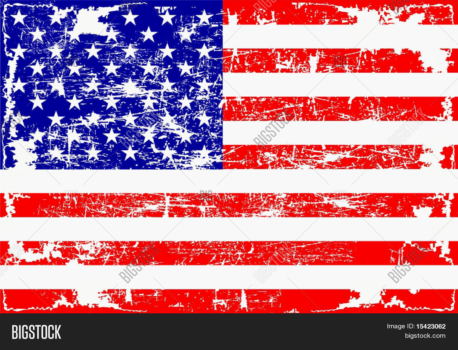vector american flag vector photo free trial bigstock