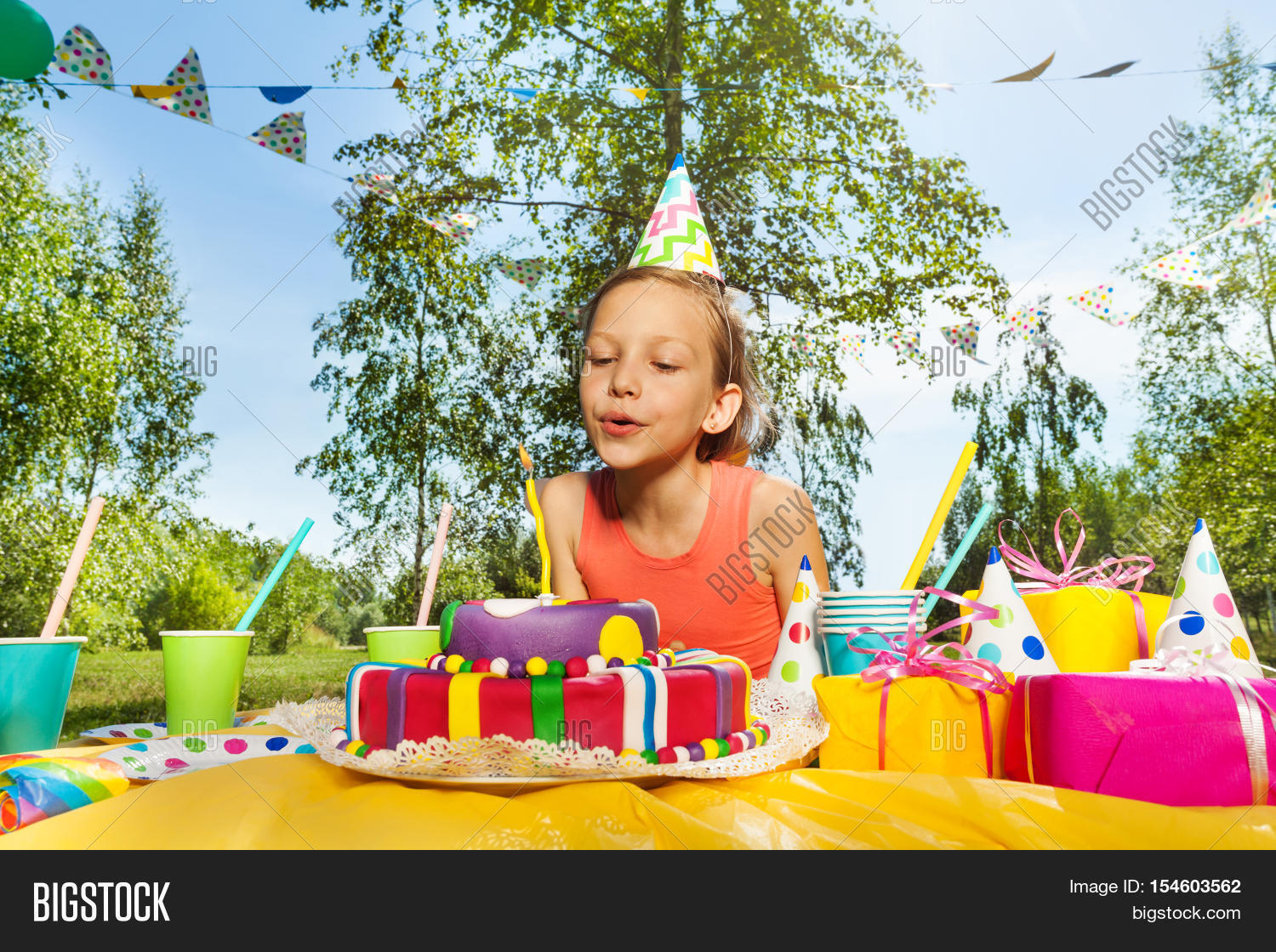 Adorable Young Girl Image Photo Free Trial Bigstock