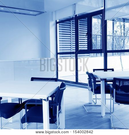 Modern building The interior concise style lounge.