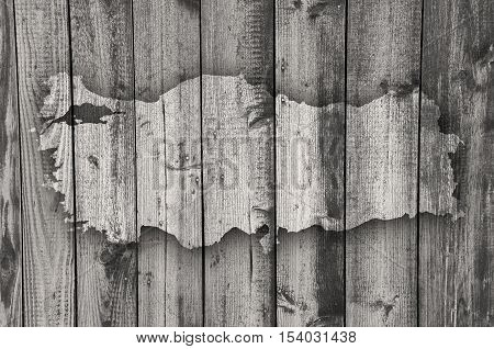 Map Of Turkey On Weathered Wood