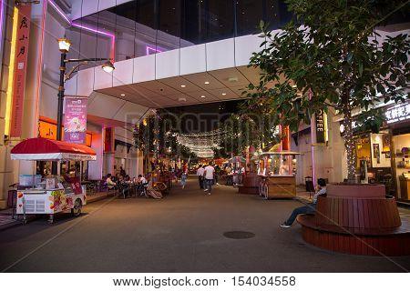 Macao - 29 Oct: Broadway Macau In Macao On 29 October 2016