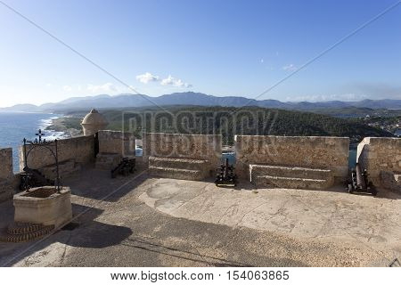 Visiting El Morro Castle At Santiago De Cuba