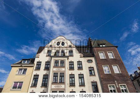 House In Dusseldorf