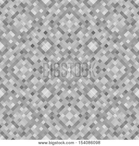 Kaleidoscopic Low Poly Rhomb Style Vector Mosaic Background