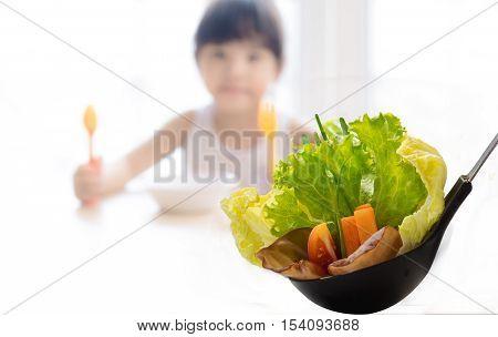 Vegetable platter crudites healthy eating concept .
