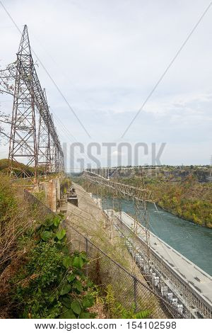 Sir Adam Beck Hydroelectric