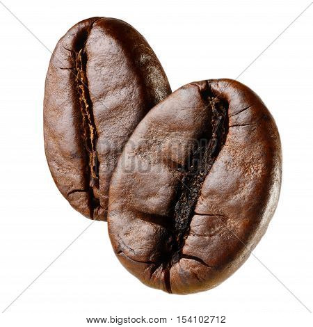 Macro Coffee Bean