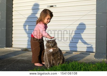 Children And Pets