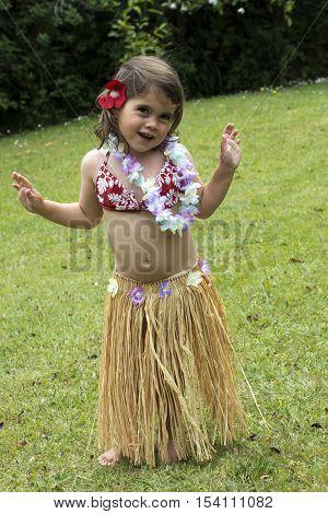 Hula Dancer - Hula Girl
