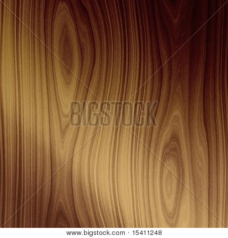 Seamless Wood Background With Shadows For Depth