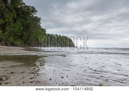 Costa Rican South Pacific Beach