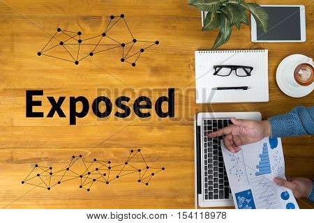 Exposed Disclosed Declarative backlinks, blogging, businessman, casual, coach
