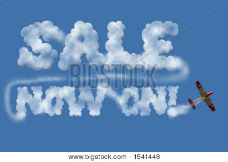 Skywriting Sale Now On