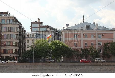 Embassy of the Republic of South Ossetia in the Russian Federation