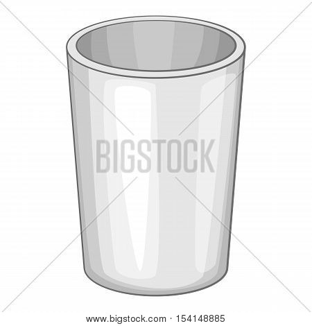 Container icon. Cartoon illustration of container vector icon for web