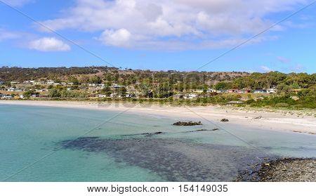 Beautiful Beach In Southern Australia