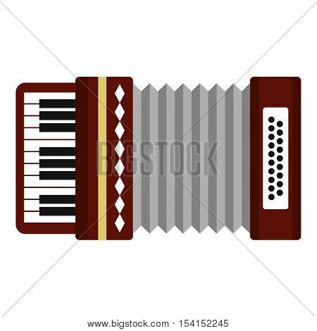 Harmonic icon. Flat illustration of harmonic vector icon for web
