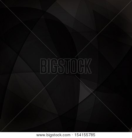 modern black wave backgrounds for decoration your idea