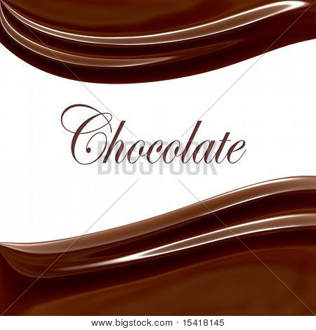 Sweet Chocolate, Also See Vector In My Portfolio